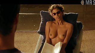 Halle Berry nude scenes compilation