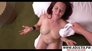 Hot MILF Dara  Eternal Sex And Facial
